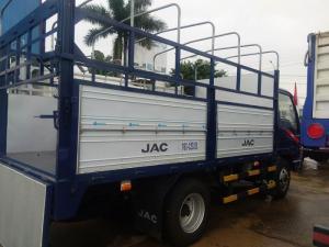 JAC 1,25 tấn, giá mềm, bảo hành lâu, máy isuzu
