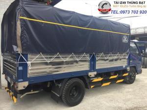 Những đặc điểm nồi bật trên xe tải IZ49 mới 2017