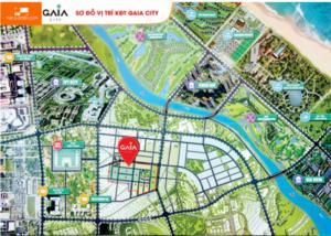 Mở bán Lô GÓC, diện tích 200m2, block C13 KĐT GAIA CITY