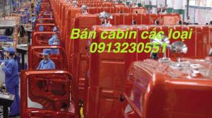 Bán cabin dongfeng c 260,280 l320