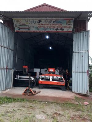 Máy đục gỗ vi tính 1825BH06 dòng máy nhập khẩu phụ kiện đài loan cao cấp chính hãng tại Bình Nguyên