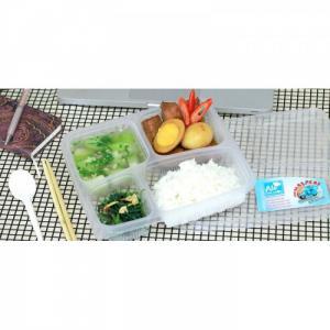 Hộp nhựa đựng shushi, Mỳ ý, hộp nhựa đựng cơm văn phòng dùng 1 lần tại Hà Nội