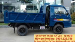 Xe Ben Thaco 1 khoi, 2 khoi / Xe ben Thaco Forland FLD250C / Xe Ben Thaco 2 Tan / 2 Tan 4 / 2,4 Tan / 2.4 Tan