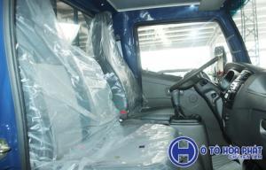 Xe tải Daehan 2t5   Daehan Tera 250 Hyundai
