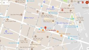 Cho thuê nhà mặt phố tại 29 Trần Hưng Đạo,Tổng DTSD 200m2, MT 6m giá 150tr/tháng