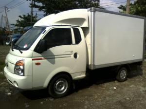 Bán xe đông lạnh Hyundai Porter 1 tấn đời 2013