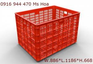 Cung cấp sóng nhựa HS022, sóng nhựa 26 bánh xe.