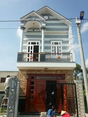 Cần bán căn nhà Phú Hòa, Thủ Dầu Một mới xây gần Becamex, Đại Lộ Bình Dương