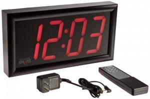 Đồng hồ để bàn School Smart 090525 Classroom LED Clock