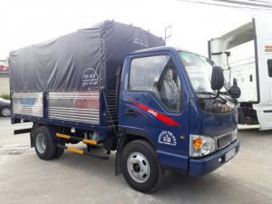 Xe tải jac 2.4 tấn tặng phí trước bạn
