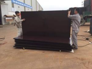 Ván cốp pha phủ keo Thành Dương 12mm, 15mm, 18mm