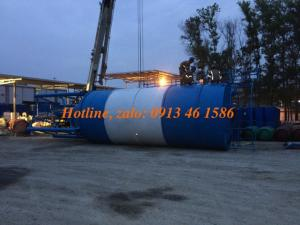 Silo xi măng 40 - 200 tấn