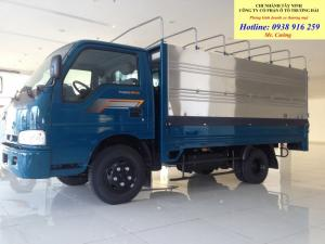 Tây Ninh, Bán xe tải KIA K165 2 tấn 4, giá xe tải kia 2t4, xe tải KIA K165S