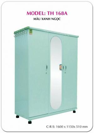 Tủ sắt Trung Hưng tháo lắp được, giao hàng toàn HCM