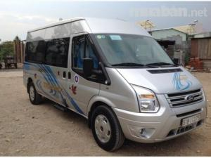 Cho thuê xe 16 chỗ quận Gò Vấp, Thủ Đức, Quận 12