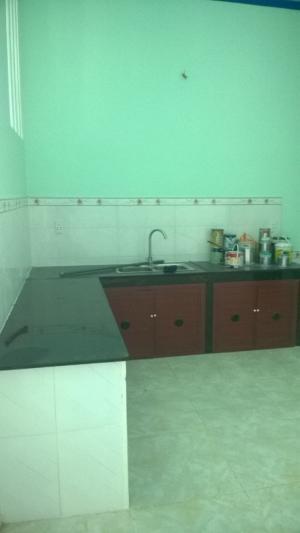 Cần Vốn Bán nhanh Nhà mới 1 Lầu, 1 Trệt KDC Trường Sơn, Bình Chuẩn - Thuận An.