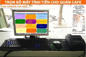 Bán máy tính tiền lắp đặt miễn phí tại Đà Nẵng cho quán cafe
