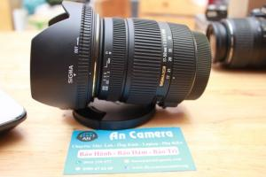Lens sigma 17-50 for Canon