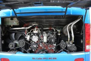 Bán xe Universe 47 chỗ, máy Hino 380ps,mới nhất 2017