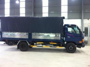 Xe iz49 Hyundai 2017 Sản Phẩm có ưu điểm về tải trọng 4990kg được lưu thông toàn thành phố HCM