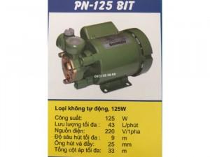 Máy bơm nước Shimizu Ps -121 Bit. loại không tự động, đẩy cao