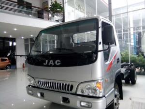 xe tải JAC 4.95 tấn động cơ Wheichai