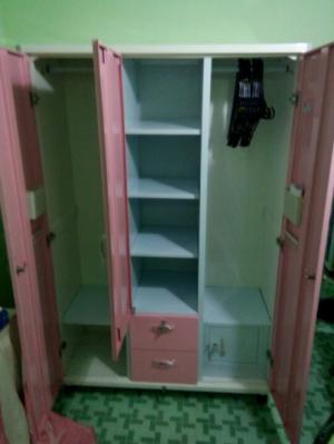 Tủ quần áo tháo ráp Trung Hưng TH18K115