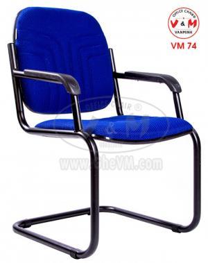 Ghế phòng họp chân quỳ Văn Minh VM74