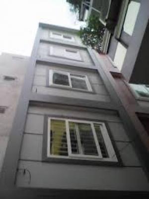 Bán nhà mặt phố Sư Vạn Hạnh, diện tích 46 m2, 5 tầng, mặt tiền 4m. Giá 5.2 tỷ.