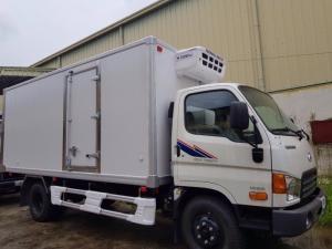 HD800 Xe tải Hyundai tải trọng 8 tấn. Có xe giao ngay
