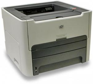 Máy in hp lases 1320 in đao mặt