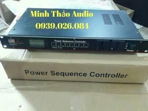 Quản lý nguồn điện AR Clock 8 với 10 ổ