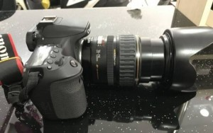 Máy ảnh Canon 60D + lens mới 98%