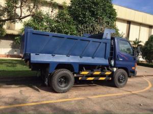 Xe Ben Hyundai Hd99 6 Tấn5,tải Trọng 4,7 Khối