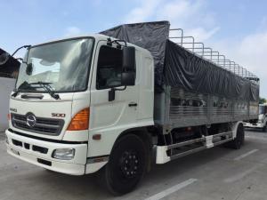 Xe tải  8 tấn Hino thùng dài 9m7