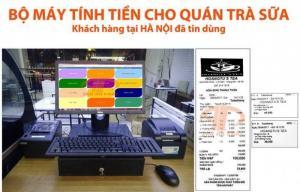 Phần mềm quản lý bán hàng chuyên nghiệp dành cho quán cafe
