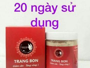 Bột Giảm Cân Trang Bon