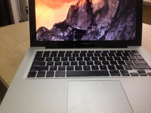 Bán Macbook PRO MD 101(2012) i5 / 4Gb / 500Gb / HD 4000 / 13,3  Máy rất rất ĐẸP Nguyên zin 100%
