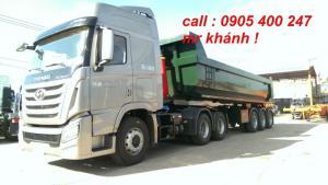 Xe Đầu Kéo Hyundai Trago Excient 360/410 Hp