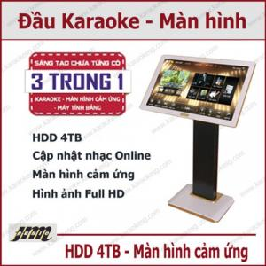 Đầu Karaoke chuyên nghiệp BTE S9650