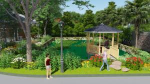 Bán biệt thự nghỉ dưỡng Green Oasis Villas Full nội thất chỉ từ 1,238 tỷ