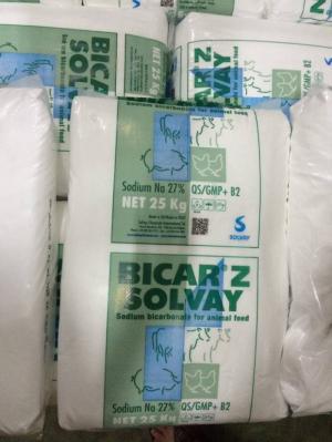 Sodium bicardbonate, soda nóng, soda lạnh, xử lý nước, tăng kiềm