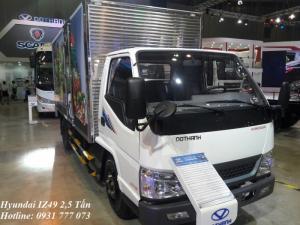 Hyundai IZ49 Đô Thành 2,4 Tấn ra mắt tại Vietnam Motor Show