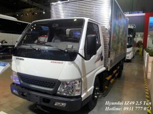 Hyundai IZ49 2,4 Tấn, Trả trước 80 triệu,...