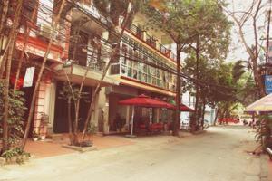 Bán nhà phân lô Kim Đồng Hoàng Mai, sổ đỏ 51m2 6 tầng mặt tiền 3,8m 9,3 tỷ