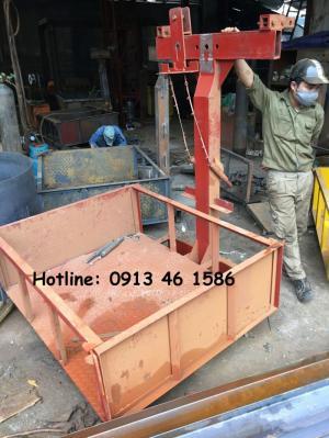 Vận thăng nâng hàng 500kg - 1000kg giá tốt cho mọi khách hàng