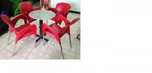 Bàn ghế nhựa giá tại xưởng