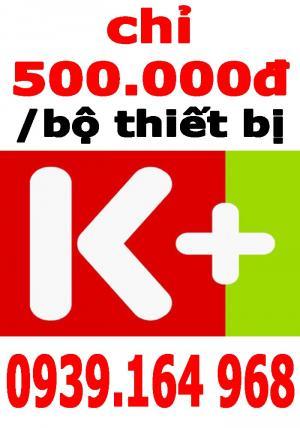 k+ giảm giá chỉ còn 500.000