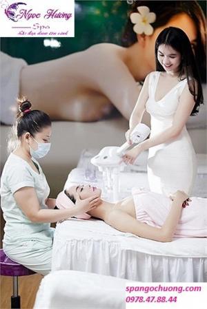 Tin Hot Giá Dịch Vụ Massaga Tại Spa Ngọc Hương 200K Chỉ Còn 99k Liệu Pháp Spa Hiện Đại.