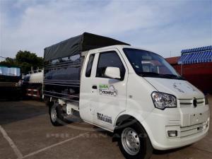 THÔNG SỐ KỸ THUẬT XE TẢI DFSK 760KG MUI BẠT EQ1020TF/VT/MP1    XE TẢI DFSK 850KG MUI BẠT EQ1021GF24Q7/VT/MP1  Trọng lượng bản thân 900 Kg 940 Kg Cầu trước 480 Kg 490 Kg Cầu sau 420 Kg 450 Kg Tải trọng cho phép chở 760 Kg 850 Kg Số người cho phép chở 2 Người 2 Người Trọng lượng toàn bộ 1790 Kg 1920 Kg Kích thước xe (DxRxC) 3980 x 1560 x 2290 mm 4300 x 1560 x 2290 mm Kích thước lòng thùng hàng 2260 x 1400 x 1150/1500 mm 2260 x 1400 x 1150/1430 mm Khoảng cách trục 2515 mm 2760 mm Vết bánh xe trước / sau 1310/1310 mm 1310/1310 mm Số trục 4 4 Công thức bánh xe 4 x 2 4 x 2 Loại nhiên liệu Xăng không chì có trị số ốc tan >= 92 Xăng không chì có trị số ốc tan >= 92 ĐỘNG CƠ     Nhãn hiệu động cơ AF11-05 AF11-05 Loại động cơ 4 kỳ, 4 xi lanh thẳng hàng 4 kỳ, 4 xi lanh thẳng hàng Thể tích 1050 cm3 1050       cm3 Công suất lớn nhất /tốc độ quay 47 kW/ 5200 v/ph 47 kW/ 5200 v/ph LỐP XE     Số lượng lốp trên trục I/II/III/IV 02/02/---/---/--- 02/02/---/---/--- Lốp trước / sau 165 R13 /165 R13 165 R13 /165 R13 HỆ THỐNG PHANH     Phanh trước /Dẫn động Phanh đĩa /thuỷ lực, trợ lực chân không Phanh đĩa /thuỷ lực, trợ lực chân không Phanh sau /Dẫn động Tang trống /thuỷ lực trợ lực chân không Tang trống /thuỷ lực trợ lực chân không Phanh tay /Dẫn động Tác động lên bánh xe trục 2 /Cơ khí Tác động lên bánh xe trục 2 /Cơ khí HỆ THỐNG LÁI     Kiểu hệ thống lái /Dẫn động Thanh răng- Bánh răng /Cơ khí Thanh răng- Bánh răng /Cơ khí